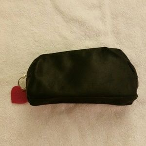 Small Black Cosmetic Bag